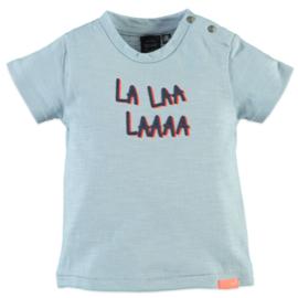 Babyface: Jongens T-shirt Lala - Water