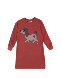 Dear Sophie: Doggie Tunic Red