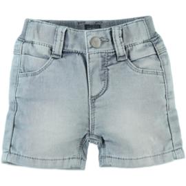 Babyface: Baby Boys Jogg Jeans Short - Faded Blue