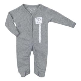 Baby deLuxe: Pyjamapakje katoen grijs - BDL08