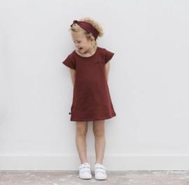 Noeser: Daisy jurk rood