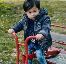 Babyface: Stoere winterjas voor boys