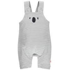 babyface: jumpsuit gestreept