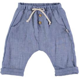 Petit Indi: Pants - Blauw