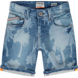Vingino: Jongens Short Carlino - mid blue wash