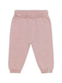 Jollein : Pants pretty knit blush pink