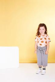 CarlijnQ: Kiss Goodbye t-shirt short sleeve drop back