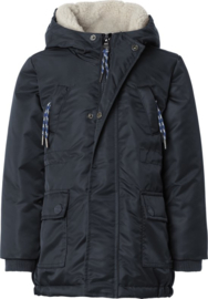 Noppies: B Jacket Parka Blaine - Dark Blue - 65528