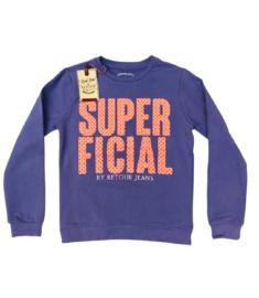Retourjeans: sweater - Kylie - Lilac