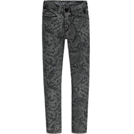 Tumble 'N Dry: Pearl Jeans mid snake - grijs