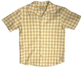 Wheat: Shirt Anker - Taffy Check