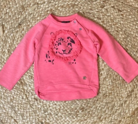 Babyface: Meisjes trui - Coral Pink