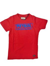 Petrol: T-Shirt Fire Red - TSR616