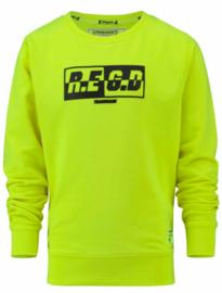 Vingino: Sweater Neone - neon yellow
