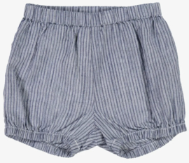 Wheat: Shorts Olly - cool blue stripes