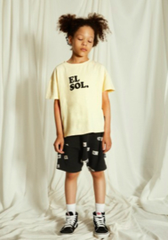 Little Man Happy: El Sol T-shirt