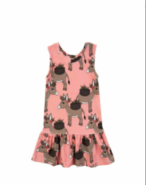 Dear Sophie: Donkey Pink Dress
