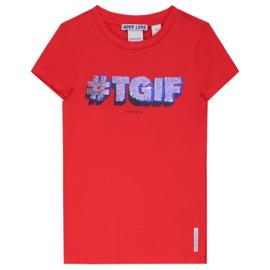 Nik & Nik: Tgif T-shirt apple red