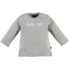 Babyface: 'Hug Me' Longsleeve - Light Grey Melee