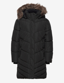 Name It Becca parka - zwart