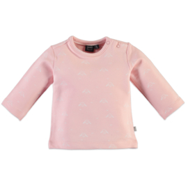 Babyface: Sweater Lam - Rose pink