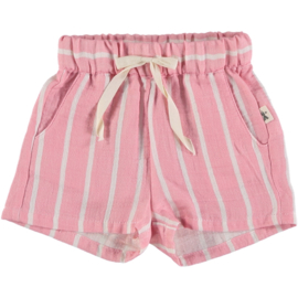 Petit Indi: Short Stripes Pink 33.21