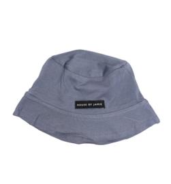 House of Jamie: Summer Hat Vintage grey