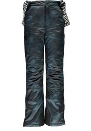 SuperRebel: Ski- Snowboardpants camo 6683