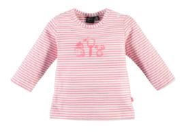 Babyface: Longsleeve stripes - Sorbet