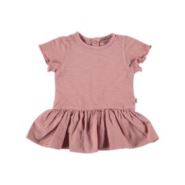 Petit Indi: Romper Dress - Oud Roze
