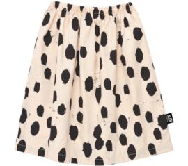 Little Man Happy love stain skirt - beige