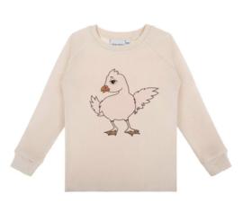 Dear Sophie: Chicken Ecru Longsleeve