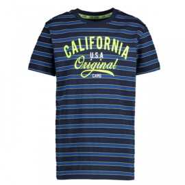 Cars Jeans: T-shirt Alto - Navy