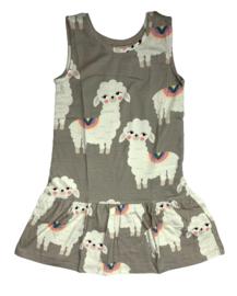 Dear Sophie: Carmellama dress