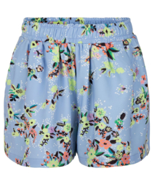 Indian Blue Jeans: Loose shorts Flower Print - Girls