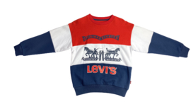 Levi's: Sweat boyzcrew -  Blue