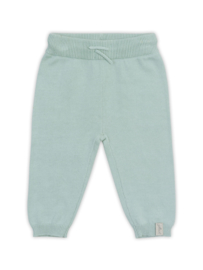 Jollein : Pants pretty knit stone green