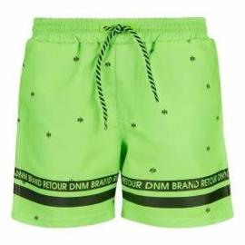 Retour Jeans: Zwembroek zeb - Neon groen