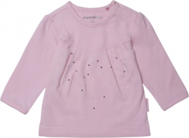 Noppies: Tee ls Bristol - Light pink (64578)