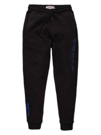 Petrol: B-3090-JOG560 joggingbroek zwart