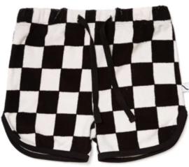 CarlijnQ: Checkers shorts
