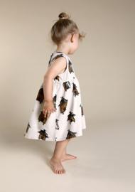 Little Man Happy: Tiki Huts summer dress