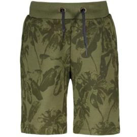 Like Flo: Olive palm joggingshort