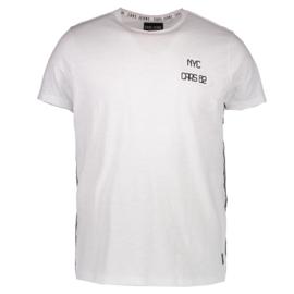 Cars Jeans: T-shirt Juanni - White