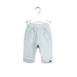 Imps & Elfs: 3160663 - Pants geruit mint groen