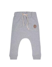 Dear Sophie: Grey pants -  Melange Grey