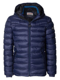 Petrol: Jacket padded Deep Navy