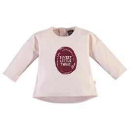 Babyface: 'Sweet Little Thing' Longsleeve - Pink Blush
