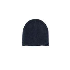 Imps&Elfs: Gebreide muts donkerblauw  - 3160635