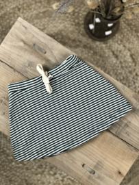 Little Indians: Skirt - Forest Stripe
